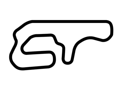 Serres Racing Circuit Decal