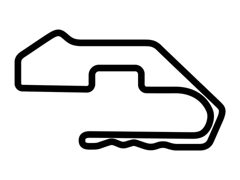 Florida International Rally & Motorsport Park Shoebox Decal