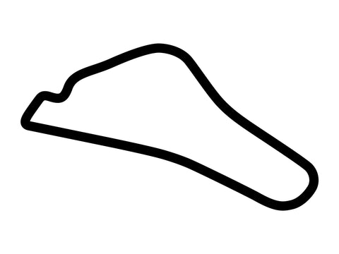Mont Tremblant Circuit South Decal