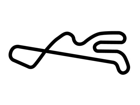 Spa Nishiura Motor Park Decal