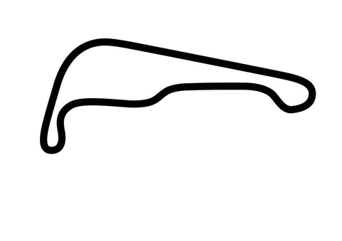Sydney Motorsport Park Druitt Circuit Decal