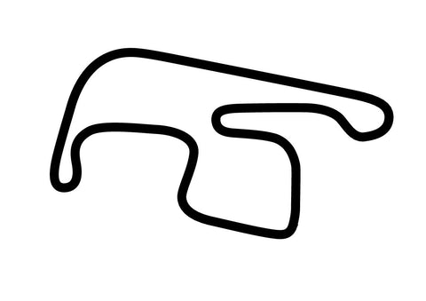Sydney Motorsport Park Gardner Circuit Decal