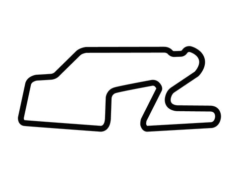 Watkins Glen International Decal Sticker