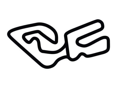 Pittsburgh International Wilson Kart Circuit Decal