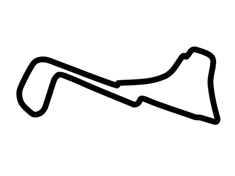 Zolder Circuit Decal