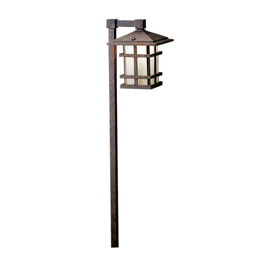 Kichler - 120V 25W Cross Creek 27'' Path Light (Aged Bronze) - 15232AGZ