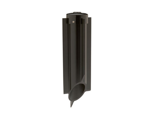 Kichler - 120V 19'' Power Post Stake (Black Material (Not Painted)) - 15276BK