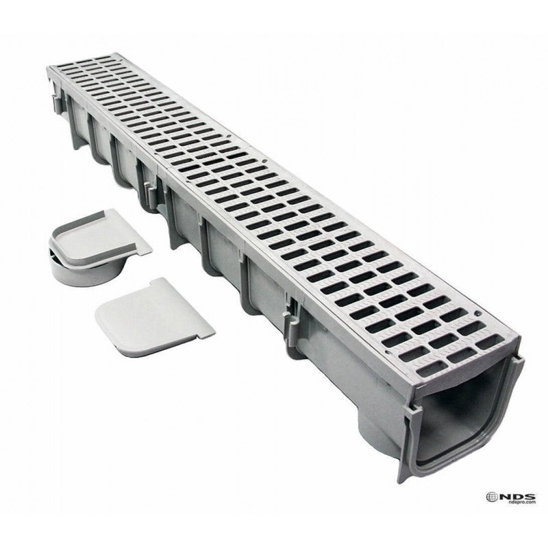 NDS - 864 - 5'' Pro Series Channel Drain Kit