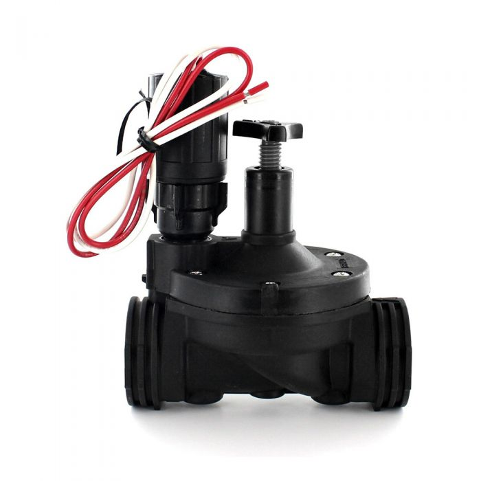 "DIG - 305DC In-Line Valve with Flow Control and DC Latching Solenoid 1"" FPT - 305DC-100"