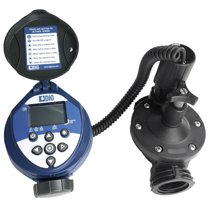 "DIG - 400A Battery Operated Controller w/ 3/4"" Valve - 400A-075"