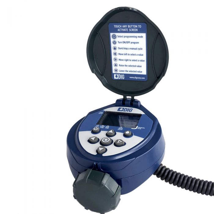"DIG - 400A Battery Operated Controller with 3/4"" Valve - 400A-075"