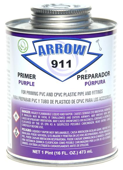 Arrow - 911-PP - Purple Primer (Pint)