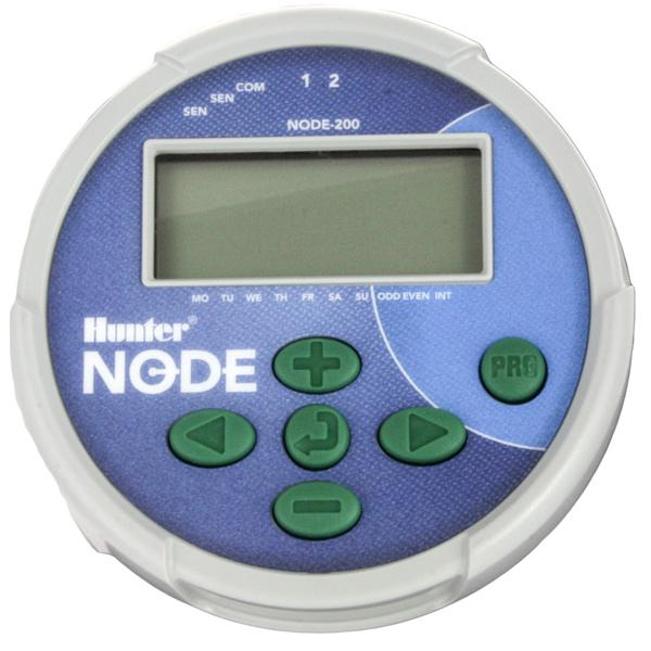 Hunter - NODE-200 - 2 Station Battery Operated Controller