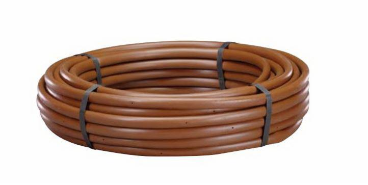 Netafim - 17mm Techline Dripline (0.6 GPH, 12'' Spacing, 250') - TLDL6-12025