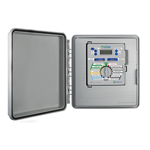 Weathermatic - ProLine 12-Station Indoor/Outdoor Controller (Expandable to 48 Zones) - PL4800