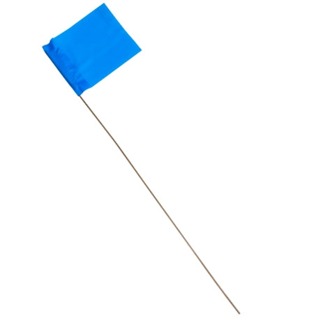 FLAGS - 100 pack Solid Sprinkler System Marking Flags