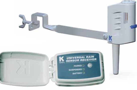 K-Rain - 3208-UWRFS - Universal Wireless Rain-Freeze Sensor & Receiver Kit
