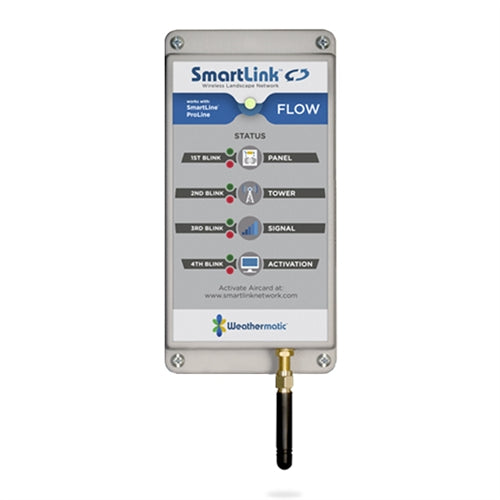 Weathermatic - SmartLink AirCard with Flow - SL-AIRCARDFLOW-ATT