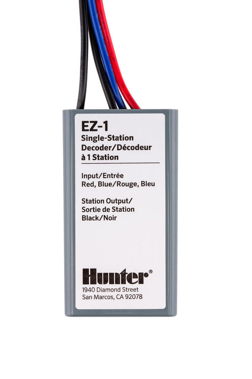 Hunter - EZ-1 - Single Station Decoder w/ Status LED