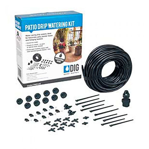 DIG - Patio Drip Watering Kit - FM01AS