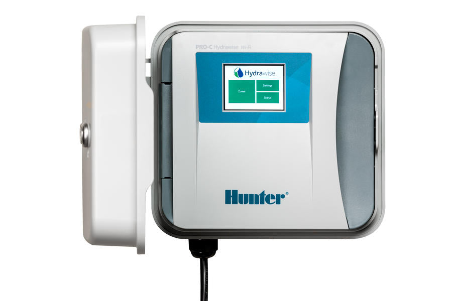 Hunter - HPC-400 - PRO-C Hydrawise Modular WiFi Controller - 4 Station Base Unit