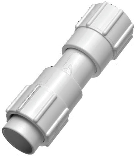 Dawn Industries - 3'' PVC Kwik Repair Coupler - KRC429-030