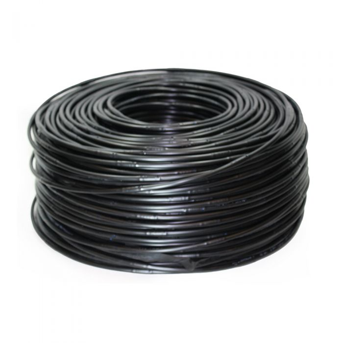 "DIG - 1/4"" Black Drip Line - (6"" Emitter Spacing) (.52 GPH) (1000') - ML-1006"