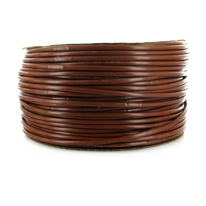 DIG - 1/4'' Microline Dripline w/ 12'' Spacing x 500' (Brown) .52 GPH - ML-512B