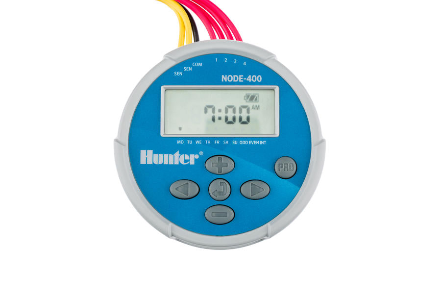 Hunter - NODE-400 - 4 Station Battery Operated Controller