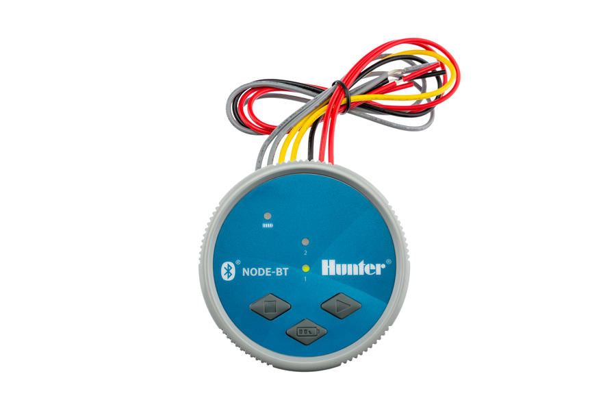 Hunter - NODE-BT-200 - 2-Station Bluetooth Battery Operated Controller