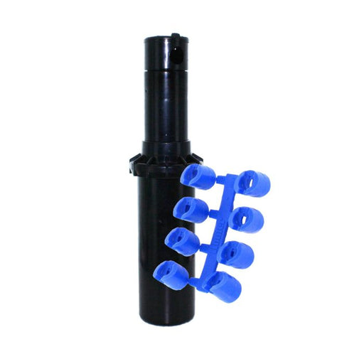 Hunter - PGP-ADJ-B - 4'' Pop-Up Adjustable Arc Rotor w/ Blue Nozzle Rack