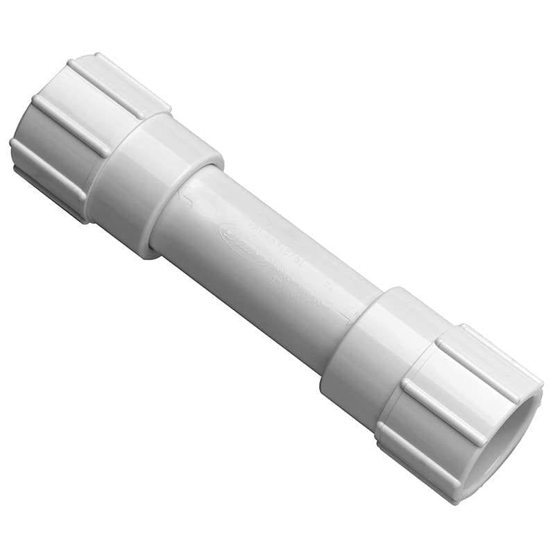 Dawn Industries - 1 1/2'' PVC Kwik Repair Coupler - KRC429-015