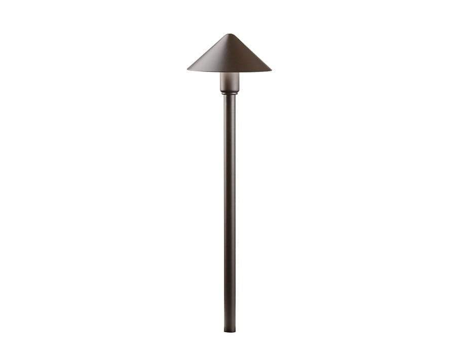 Kichler - Fundamentals 2700K LED Path Light AZT  16120AZT27 (Textured Architectural Bronze)
