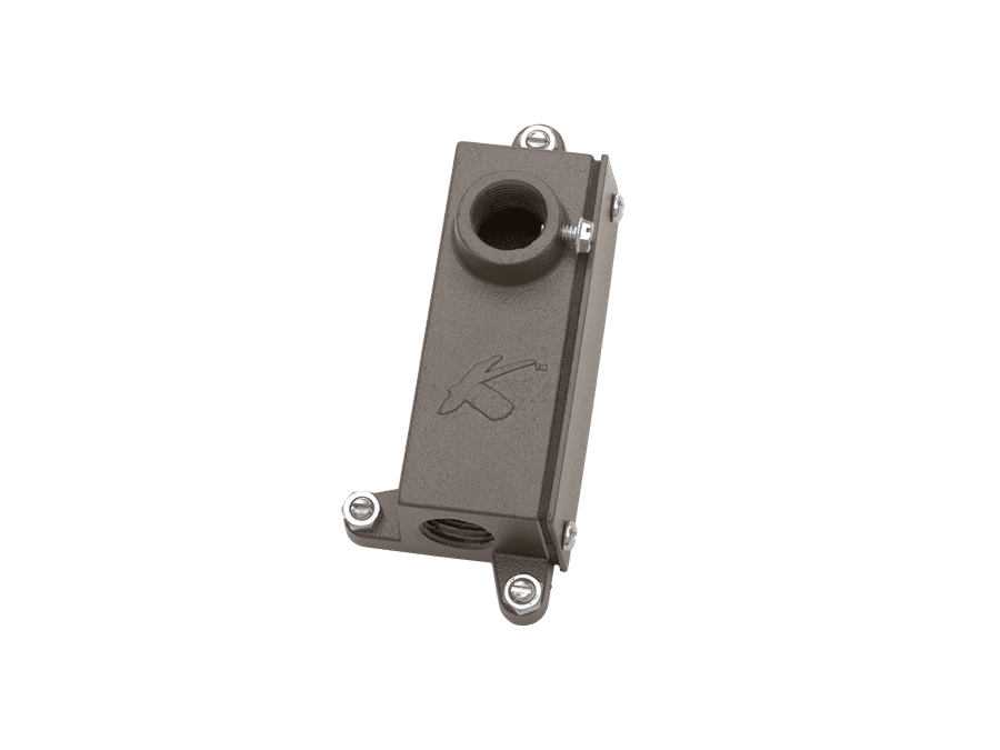 Kichler - 15609BKT - Accessory Mounting Junction