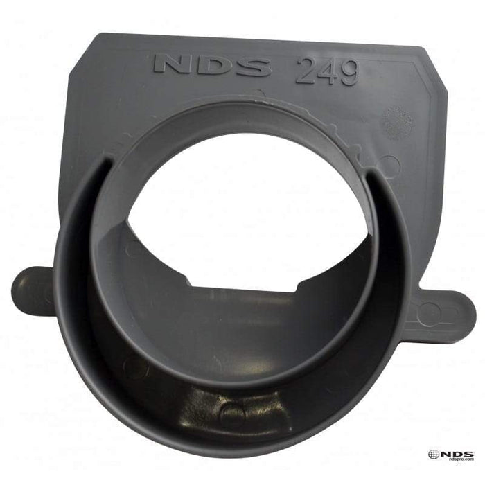 "NDS - 249 - 3"" & 4"" Offset End Outlet"