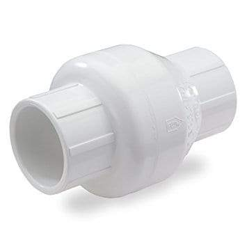 NDS - 2 PVC Swing Check Valve SS 1520-20