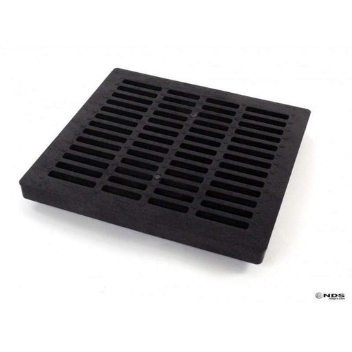 "NDS - 1811 - 18"" Catch Basin Grate, Black"