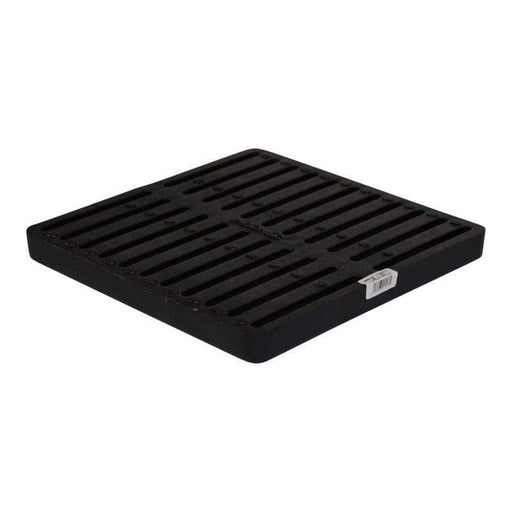"NDS - 1213 - 12"" Square Catch Basin Grate, Cast Iron"