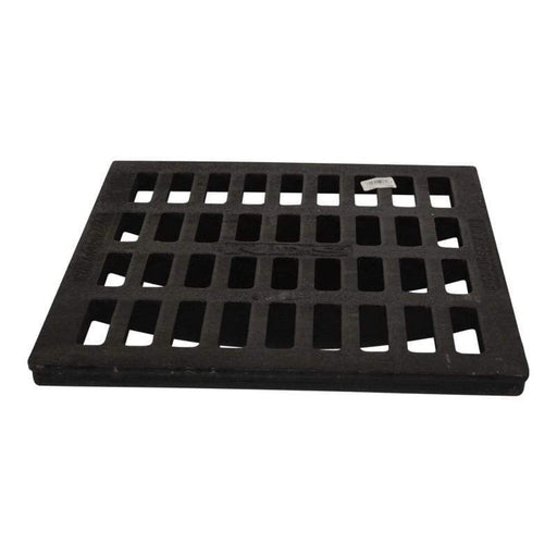 "NDS - 1813 - 18"" Catch Basin Grate, Cast Iron, Black"
