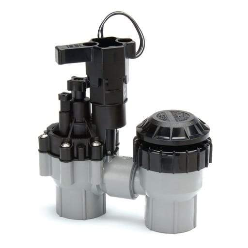 Rain Bird - 100ASVF - 1 in. Plastic Residential Anti-Siphon Irrigation Valve with Flow Control - 1 in. FPT Threads