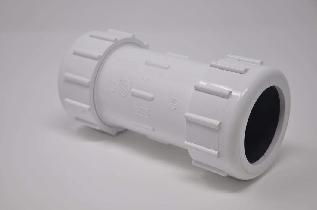 Spears - 2 PVC Compression Coupling - CPC-2000