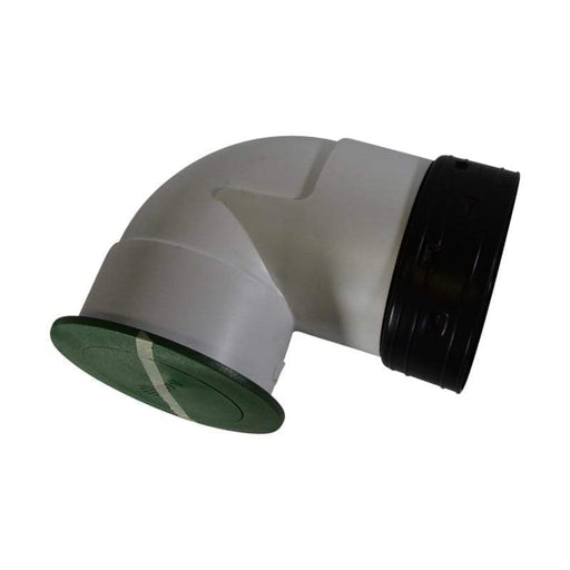 NDS - 624 - Pop-up Emitter with Elbow and Corrugated Pipe Adapter