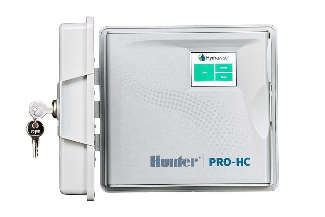 Hunter - PHC-1200 - 12 Station Outdoor Controller with WiFi Connection