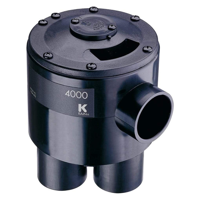 K-Rain - 4000 Valve: 6 Outlet 5 Zone - 4605