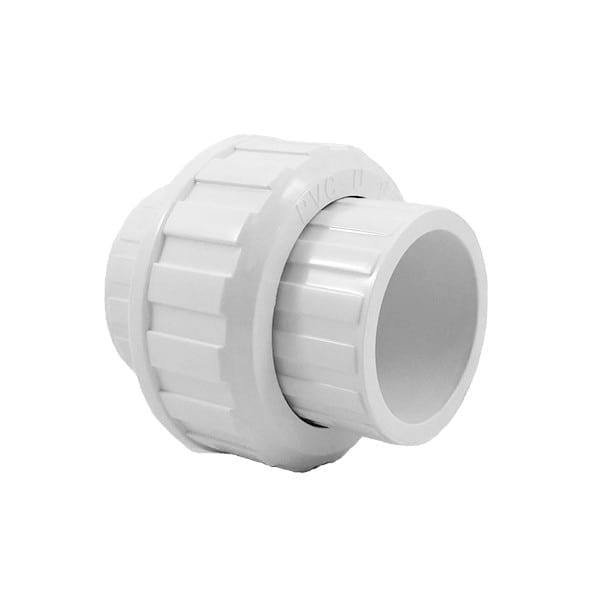 Dura - 3/4'' Sch40 PVC Union Socket - 457-007