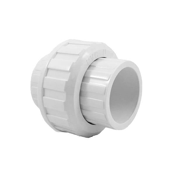 Dura - 1'' Sch40 PVC Union Socket - 457-010