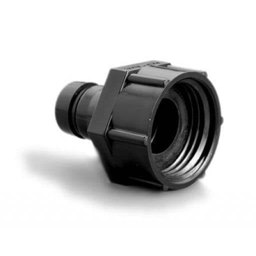 Rain Bird - MDCF75FHT - Easy Fit Compression Fitting System - 3/4 in. Female Hose Thread Adapter