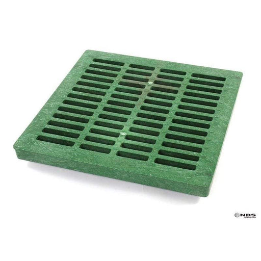 "NDS - 2412 - 24"" Catch Basin Grate, Green"