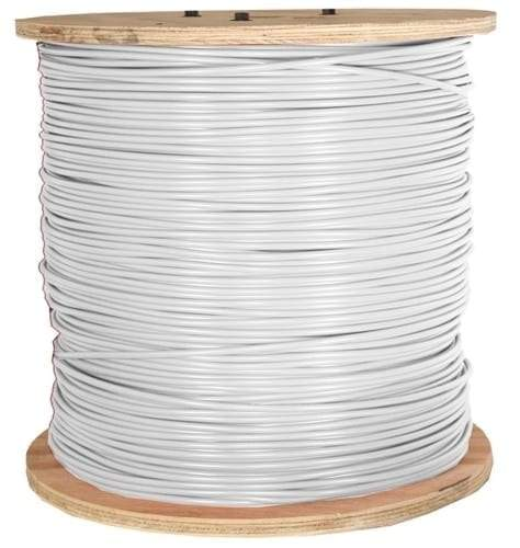 14-1-White 14 AWG Underground Wire (2500 ft)