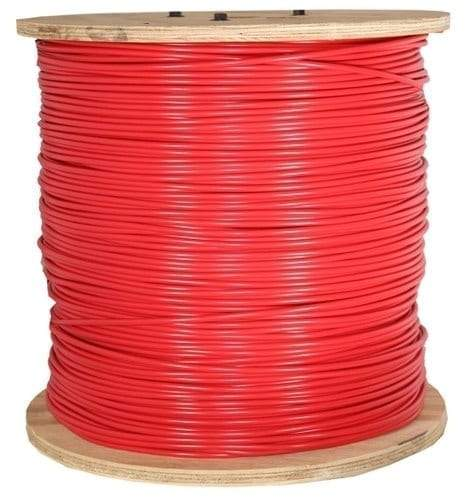 14-1-Red 14 AWG Underground Wire (2500 ft)